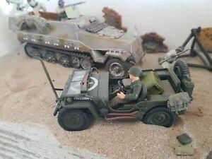 車・バイク, レーシングカー  forces of valor ww2 unimax metal jeep us