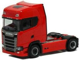 【送料無料】ホビー 模型車 車 レーシングカー スカニアトラックherpa camion scania cr 20 hd szm 2 axe rouge