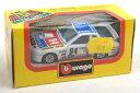 【送料無料】ホビー 模型車 車 レーシングカー ビンテージポルシェターボボックスvintage bburago 143 porsche 924 turbo gr2 cod4111 1980 s * en parfait etat, dans sa boite *