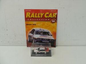 車・バイク, レーシングカー  deagostini rally voiture collection 14 voiture amp; magazine 1987 bmw m3