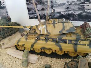 車・バイク, レーシングカー  forces of valor ww2 unimax metal char tigre
