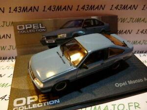車・バイク, レーシングカー  ope33r voiture 143 ixo eagle moss opel collection monza a gse 19831986