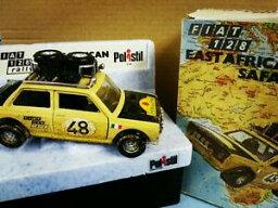 【送料無料】ホビー 模型車 車 レーシングカー ビンテージフィアットラリーアフリカサファリイタリアpolistil vintage 1973 fiat 128 rallye east african safari s16 rare 125 italie