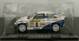 【送料無料】ホビー 模型車 車 レーシングカー フォードエスコートコスワースラリーモンテカルロフランソワデルクールネットワーク143 ford escort cosworth rally montecarlo 1994 f delecour ixo altaya escala