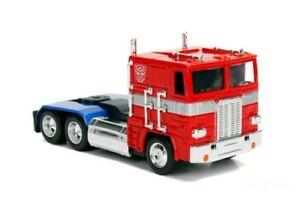 車・バイク, レーシングカー  jada 99477 132 g1 optimus prime transformers