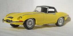 【送料無料】ホビー 模型車 車 レーシングカー マッチジャガータイプ?dinky matchbox dy1b, 1967 jaguar type e mk 1?2, jaune, 143