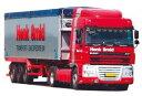 【送料無料】ホビー 模型車 車 レーシングカー トラックawm camion daf xf 105 sc aerop kippmuldensz henk schmid