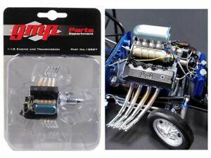 車・バイク, レーシングカー  gmp 18887 ford 427 sohc moteur amp; transmission moteur amp; geriebe 118