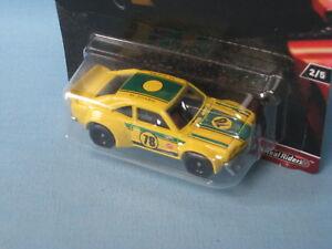 車・バイク, レーシングカー  hotwheels mazda rx3 corps jaune jouet voiture modele 65 mm aux etatsunis bp