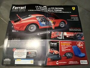 車・バイク, レーシングカー Build the ferrari 250 gto centauria hachette 18