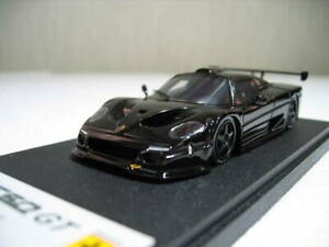 車・バイク, レーシングカー Make Up Makeup Eidolon Idron 143 Ferrari F50 Gt 1997 Black Em157E