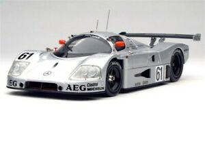 車・バイク, レーシングカー Exoto 1989 Sauber-Mercedes C9 s 61, 62, 63 Winners 1989 Le Mans 24hr