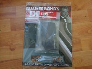 車・バイク, レーシングカー  eaglemoss 18 build your own james bond 007 aston martin db5 issue 43 inc parts
