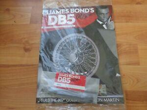車・バイク, レーシングカー  eaglemoss 18 build your own james bond 007 aston martin db5 issue 64 inc parts