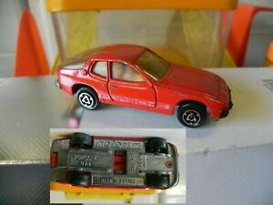車・バイク, レーシングカー  majorette serie 200 porsche 924 red 247 to 160 b5 of 1982