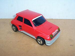 車・バイク, レーシングカー  plastic car joustra renault 5 maxi turbo tipo pocher gama sanchis norev