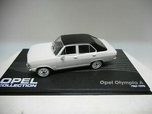 車・バイク, レーシングカー  opel olympia 196770 eaglemoss ixo 143