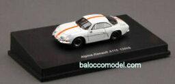【送料無料】ホビー 模型車 モデルカー モデルカースパークモデルmodel car spark model alpine in 110 1300 66 187 modellcar static d
