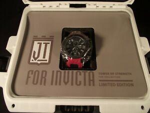 腕時計, 男女兼用腕時計  invicta reserve limited edition jason taylor tower of strength model 24302