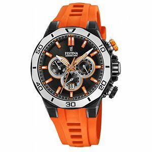 腕時計, 男女兼用腕時計  festina f204502 mens chrono bike wristwatch