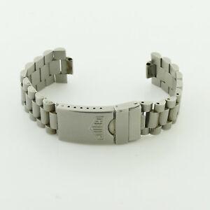腕時計, 男女兼用腕時計  heuer 2000 vintage stainless steel mens full bracelet