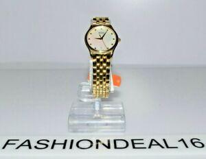 腕時計, 男女兼用腕時計  mido romantique yellow gold ss mop m0042103311600 490 watch