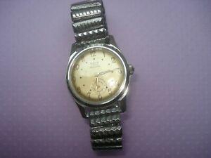 腕時計, 男女兼用腕時計  montre mecanique ancienne gete
