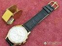 【送料無料】腕時計 サービスヴィンテージクロノグラフィースイスクロノグラフゴールドランダーンserviced vintage cronographe suisse chronograph 18k gold landeron 248 watch