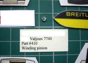 腕時計, 男女兼用腕時計  part 410 winding pinion 1970s vintage breitling heuer valjoux cal7740 chrono