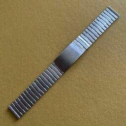 【送料無料】腕時計 ヴィンテージステンレススチールブレスレットエンドvintage stainless steel watch bracelet 18mm end links