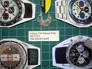 腕時計, 男女兼用腕時計  part 2535 date indicator guard 70s breitling heuer valcal7740 chronograph