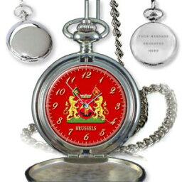 【送料無料】腕時計 ブリュッセルベルギーポケットウォッチ