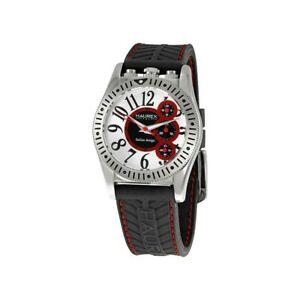 腕時計, 男女兼用腕時計  cronografo da uomo haurex italy promise boys rubber 3a331usn