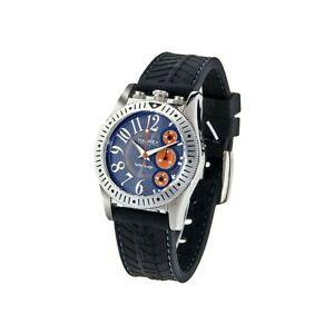腕時計, 男女兼用腕時計  cronografo da uomo haurex italy promise boys rubber