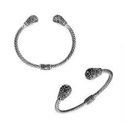 【送料無料】ジュエリー・アクセサリー シルバースターリングブレスレットウィズユニシルバーargent sterling bracelet avec uni argent ab1067s