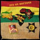 【送料無料】ジュエリー・アクセサリー ラスタピンオンボタンラスタファリレゲエジャマイカセラシーアフリカハンドメイドイリーrasta pin su bottone rastafari reggae jamaica selassie africa handmade irie