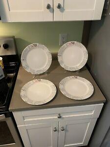 【送料無料】キッチン用品・食器・調理器具・陶器 珍しい!ロザンナ外食ディナープレートすべてRARE! Rosanna Eating Out Dinner Plates All 4画像