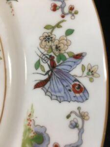 キッズ用食器, マグカップ・コップ  (6) Royal Worcester Pekin Butterfly Branch 10.5 Inch DINNER PLATES 608482