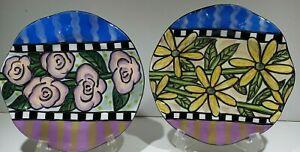 キッズ用食器, マグカップ・コップ  Charma Designs McGovney Camarot Porcelain SET OF 2- 7 PLATE
