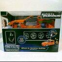 【送料無料】模型車 モデルカー ワイルドスピードプロポーショナルブライアントヨタスプラジャダwild speed proportional brian toyota supra jada toys