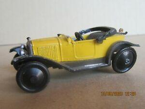 車・バイク, レーシングカー  704n rara desormeaux francia citroen 5hp tipo a 1923 gialla 143