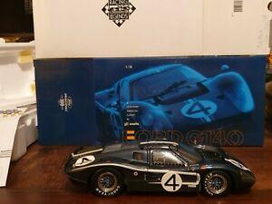 車・バイク, レーシングカー  118 exoto ford gt40 mk iv 4 le mans 1967 racing legends