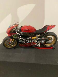車・バイク, レーシングカー  ducati panigale monster by pocher 14 scale, one model