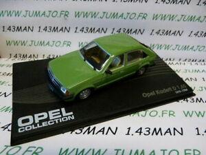 車・バイク, レーシングカー  ope57 car 143 ixo eagle moss opel collection 60kadett d 16s 19791984