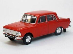 車・バイク, レーシングカー  deagostini 143 russian legenda moskvitch412 red amp; mag 41 cars ussr