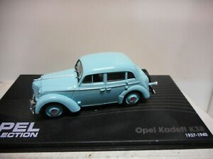 車・バイク, レーシングカー  opel kadett k38 193740 eaglemoss ixo 143