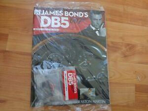 車・バイク, レーシングカー  eaglemoss 18 build your own james bond 007 aston martin db5 issue 25 inc parts