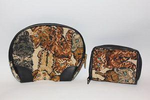 レディースバッグ, その他 small woven cat bag amp; wallet purse
