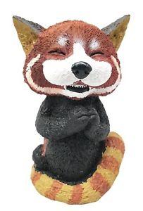 インテリア小物・置物, 置物  teehee collection red panda cat small 4034;h figurine fantasy animal hobby toy deco