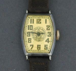 腕時計, 男女兼用腕時計  neues angebotearly haven york city boy scouts of america character novelty watch